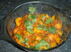 Indian Potato Recipe